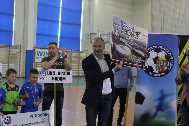 Sławomir Pietrzyk prezes ROZPN chce przeznaczyć 200 tysięcy dla klubów!