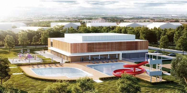 Miasto ogłosiło w czwartek (31 października), że rozstrzygnięty został przetarg na zaprojektowanie oraz wybudowanie krytej pływalni i basenów zewnętrznych