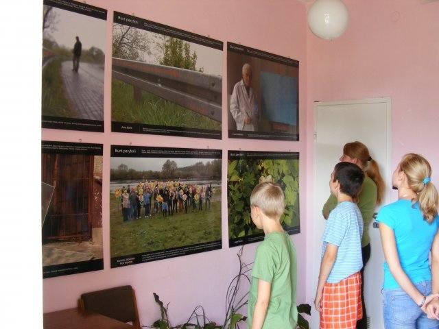 Bunt peryferii na zdjęciach. Wystawa w bibliotece w Broku
