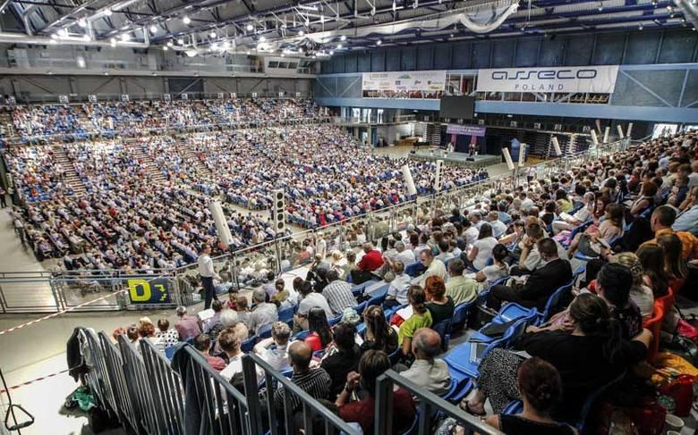 W kongresie udział wzięło około pięciu tysięcy uczestników z całego Podkarpacia.