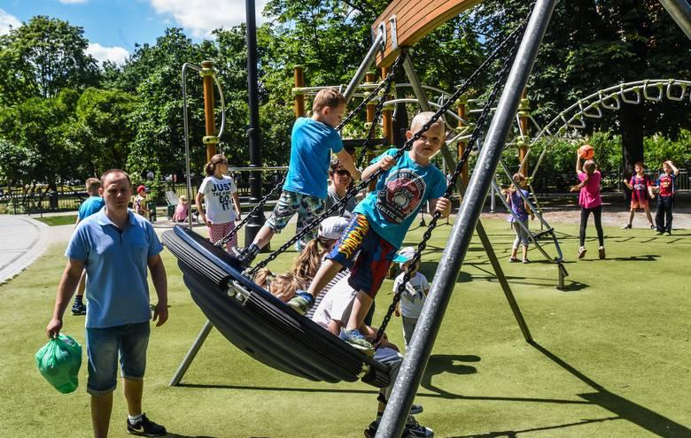 Subiektywny ranking parków w Bydgoszczy. Gdzie najlepiej wypoczywać? [ZDJĘCIA]