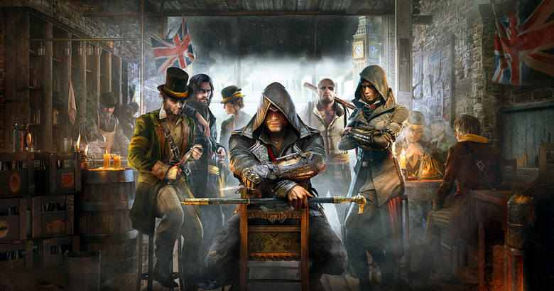 Assassin's Creed SyndicateAssassin's Creed Syndicate