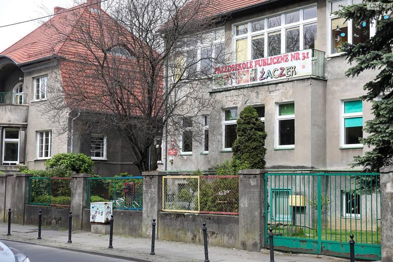 """Przedszkole Publiczne nr 31 """"Żaczek"""" w Szczecinie"""