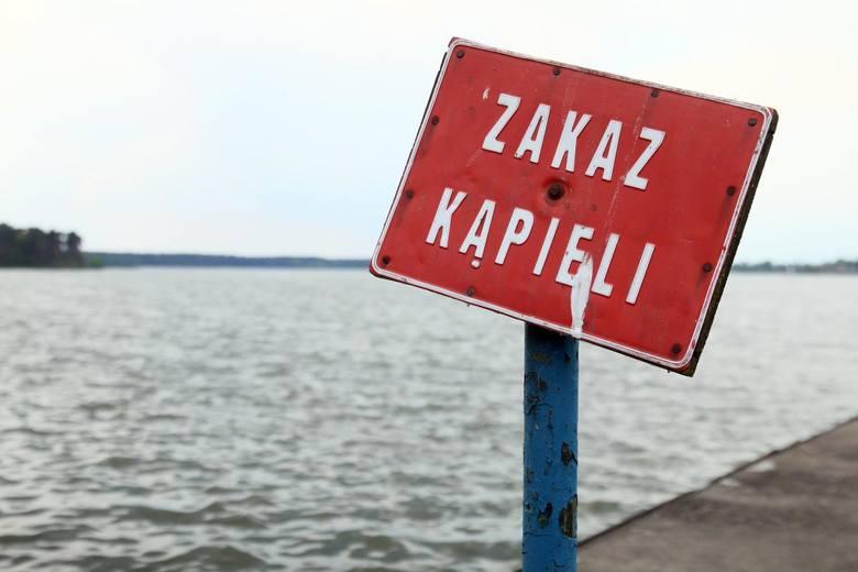 Poznański sanepid zakazał kąpieli w Jeziorze Kierskim w  Krzyżownikach. Przyczyna jest bakteria E. coli