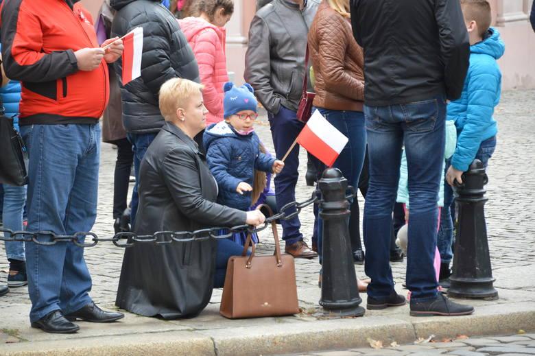 Stulecie niepodległości w Opolu.