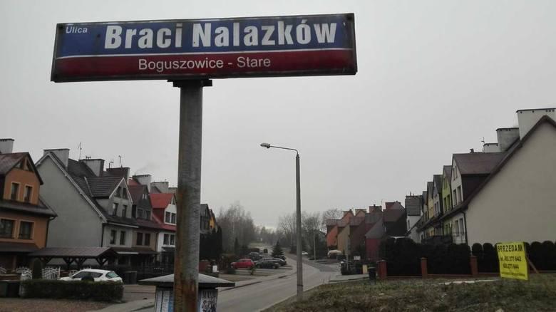 Rybnik: Chcą zmienić nazwę ulicy Braci Nalazków na Braci Nalazków