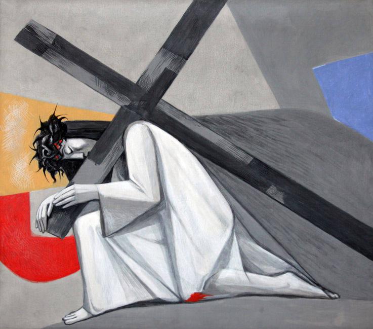 Czytanie na dziś. Wielki Piątek: Liturgia Męki Pańskiej. Będziemy ją przeżywać w domach - warto skorzystać z transmisji online 10.04.2020