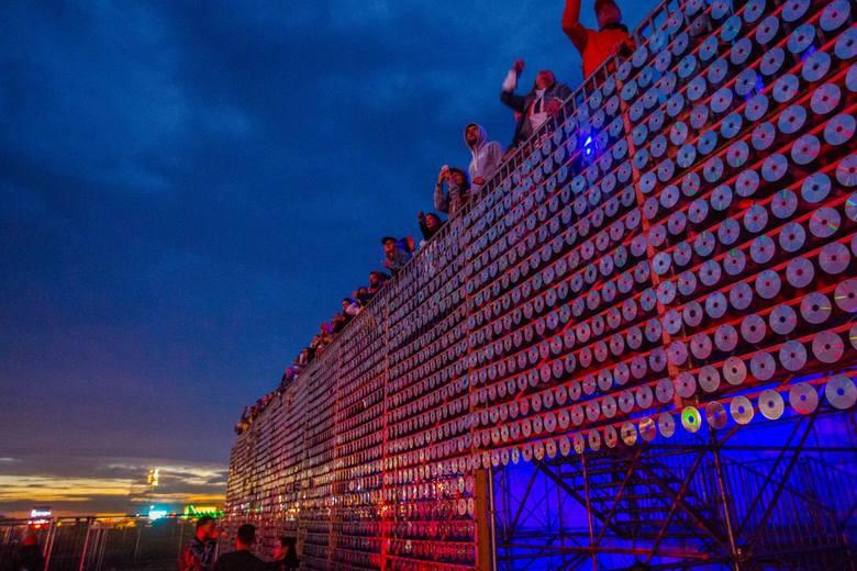 Na zdjęciach Open'er Festival z 2018 roku