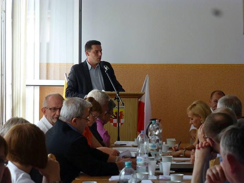 Michał Ogrodowicz stracił posadę szefa powiatowej lecznicy