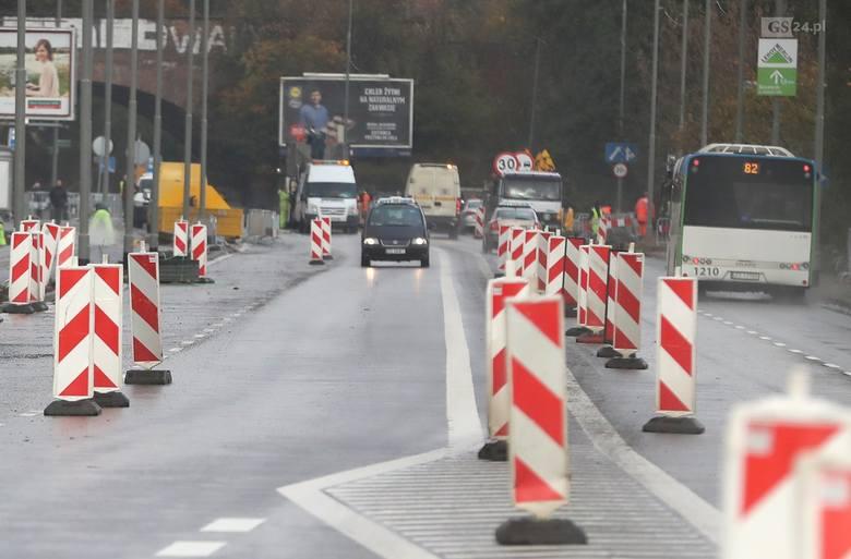 Szczecin: Wiemy, kiedy zostanie otwarta ul. Sczanieckiej!