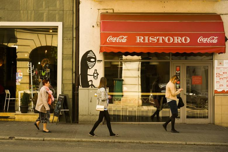 Noriaki to tajemniczy poznański artysta street art, autor słynnej postaci Pan Peryskop.