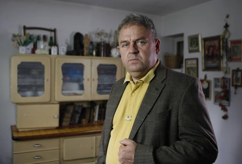 Marek Szołtysek, historyk i znawca Śląska
