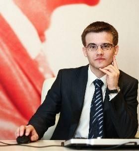 Konrad Ziółkowski, dyrektor łódzkiego oddziału niezależnych doradców finansowych