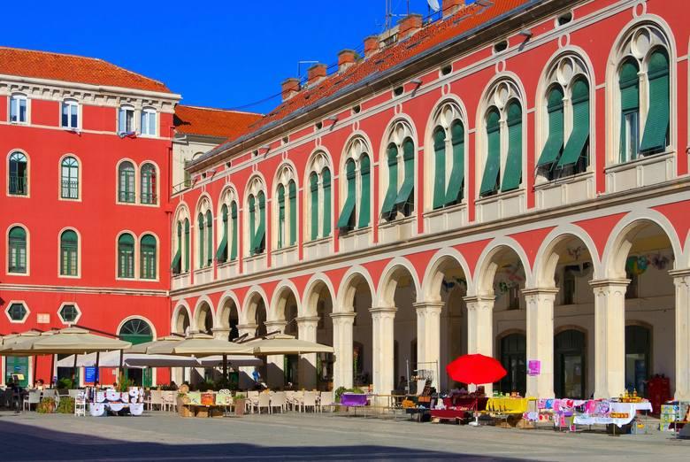 Z Wrocławia polecimy bezpośrednio do Splitu w Chorwacji