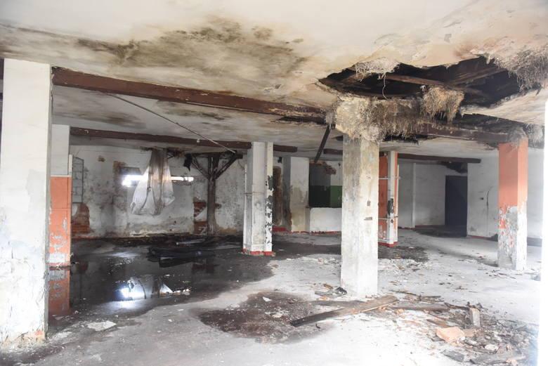 Czy budynek i teren wokół starej tłoczni odzyskają dawny blask? Urząd miasta liczy na pomoc prywatnego inwestora