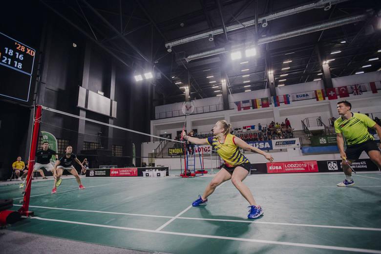 Polacy akademickimi wicemistrzami Europy w badmintonie