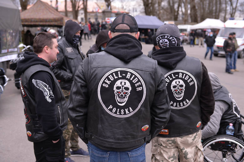 Podkarpackie rozpoczęcie sezonu motocyklowego 2021 w Kalwarii Pacławskiej koło Przemyśla [ZDJĘCIA]