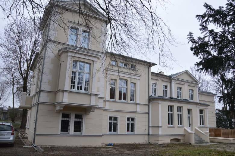 Odnowiona siedziba RCAK przy ul. Sienkiewicza