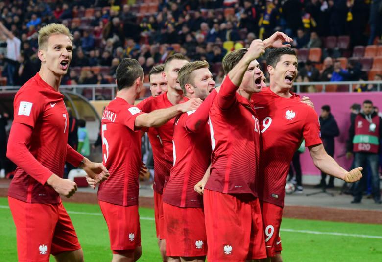 Mecz Rumunia - Polska
