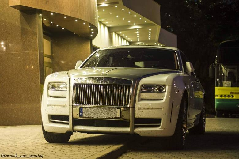 ROLS ROYS GHOST MANSORY