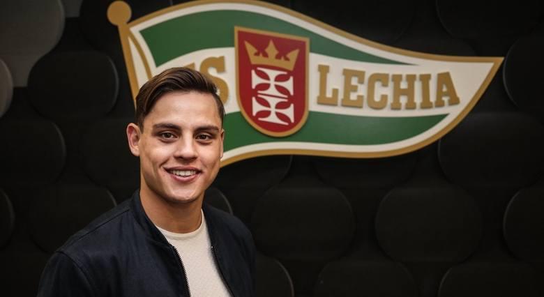 Conrado - nowy piłkarz w ekstraklasie