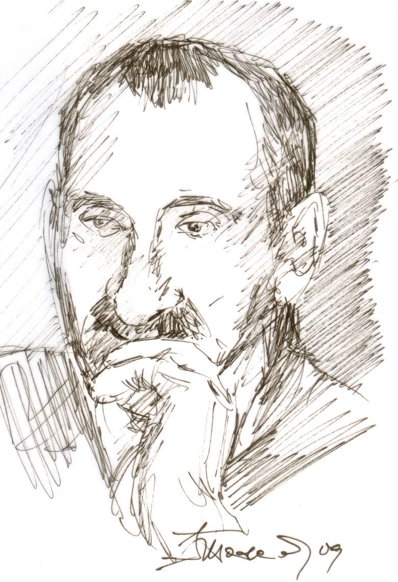 Franciszek Beciński - zawód kowala wskazał mu ojciec,
