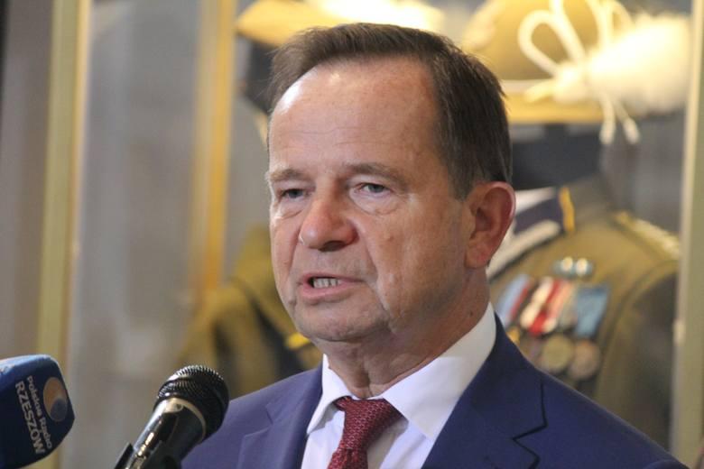 Marszałkiem podkarpackim ma zostać Władysław Ortyl. Jego kandydaturę zarekomendował Komitet Polityczny Prawa i Sprawiedliwości.