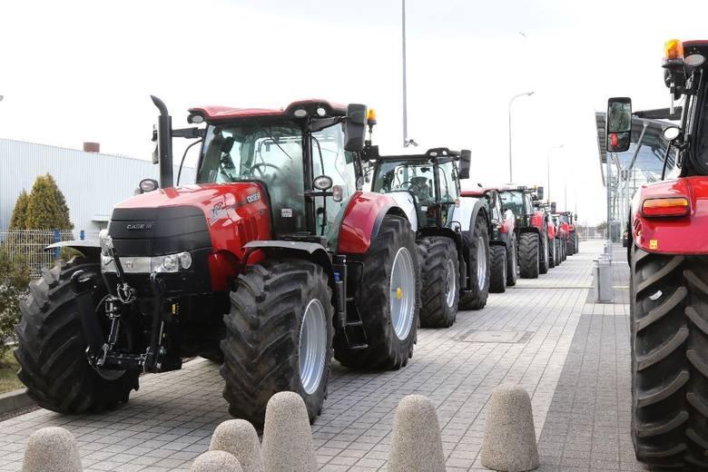 Od początku tygodnia trwają wielkie przygotowania do 25. Międzynarodowych Targów Techniki Rolniczej w  Kielcach. W 11 halach i na terenie zewnętrznym,