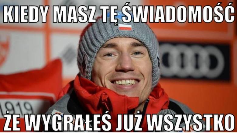 Kamil Stoch - najlepsze memy