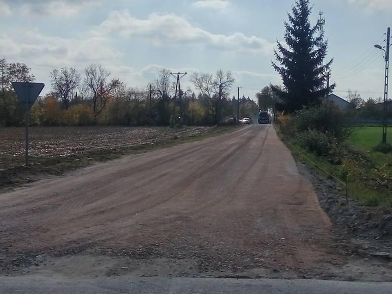 Remont ulicy Zielonej w Modliszewicach to efekt Programu Rozwoju Obszarów Wiejskich, do którego zgłosiły się władze Końskich. jego ideą jest dofinansowanie