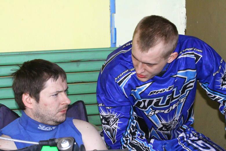 Adam Czechowicz (z lewej) wystąpi w turnieju ćwierćfinałowym w Gnieźnie, a Michał Mitko w Łodzi.