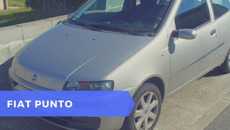 #1 Fiat Punto II (1999 – 2003)Fiatem Punto wygodnie podróżuje się nawet, kiedy kierowca zabiera w drogę trójkę pasażerów, a silnik 1.2 16V ma przyzwoite
