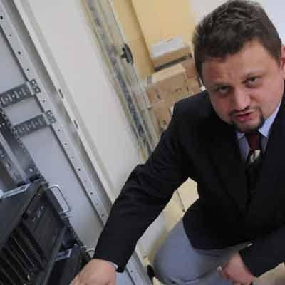 - Od czasu, kiedy mamy platformę cyfrową, praca w urzędzie przebiega sprawniej - mówi naczelnik wydziału organizacji starostwa Radosław Syty