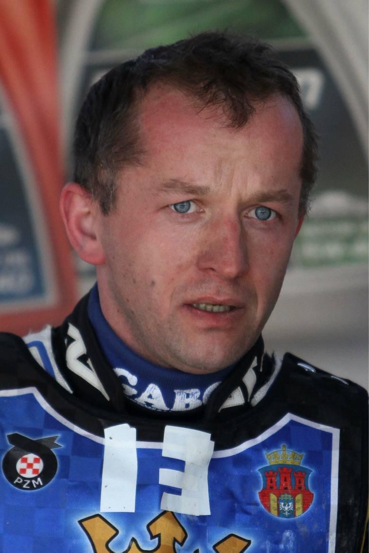 Stanisław Burza w dwóch sezonach był zawodnikiem  Speedway Wandy