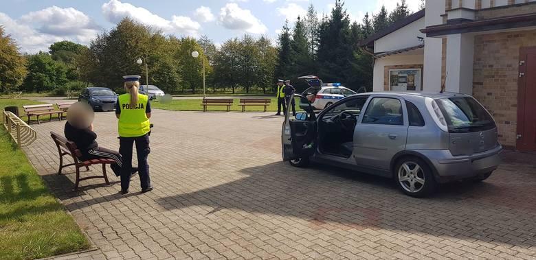 W środę około godz. 11 na ul. Stamma w Białogardzie doszło do potrącenia 4-letniego dziecka. Jak udało nam się ustalić chłopiec był pod opieką dziadka,