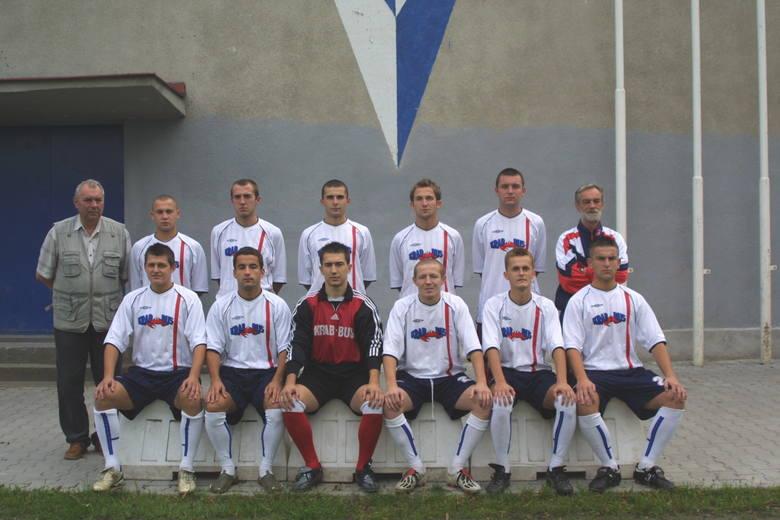 Clepardia Kraków. Sierpień 2005 - IV liga
