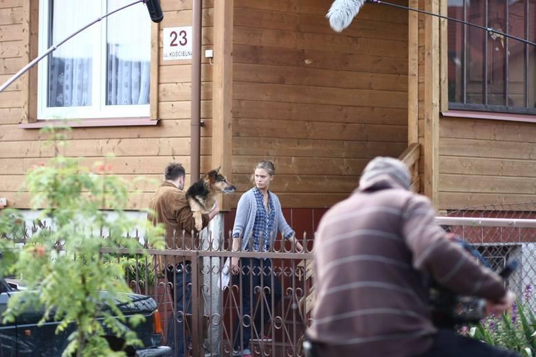 Serial Blondynka w Supraślu - 2009 rok