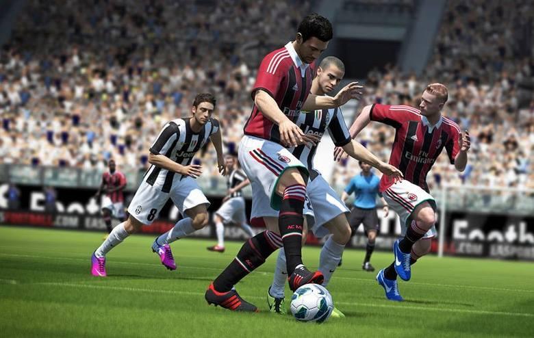 FIFA 14FIFA 14: Pierwsze informacje, pierwsze obrazki