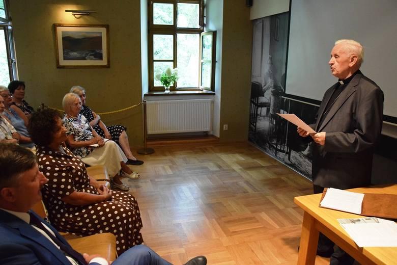 Górki Wielkie: 130 urodziny Zofii Kossak w Dworze Kossaków [ZDJĘCIA]