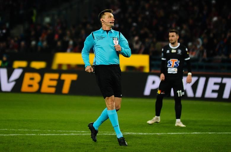 Przybył na mecz Legia - Cracovia. Obsada sędziowska kolejki