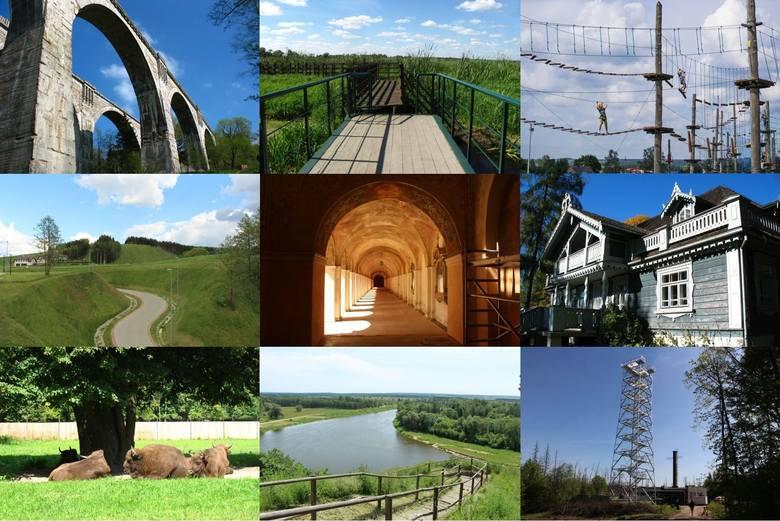 Najlepsze miejscówki z Podlasia i Mazur! Gdziekolwiek pojedziecie na pewno w okolicy znajdziecie propozycje z naszej listy