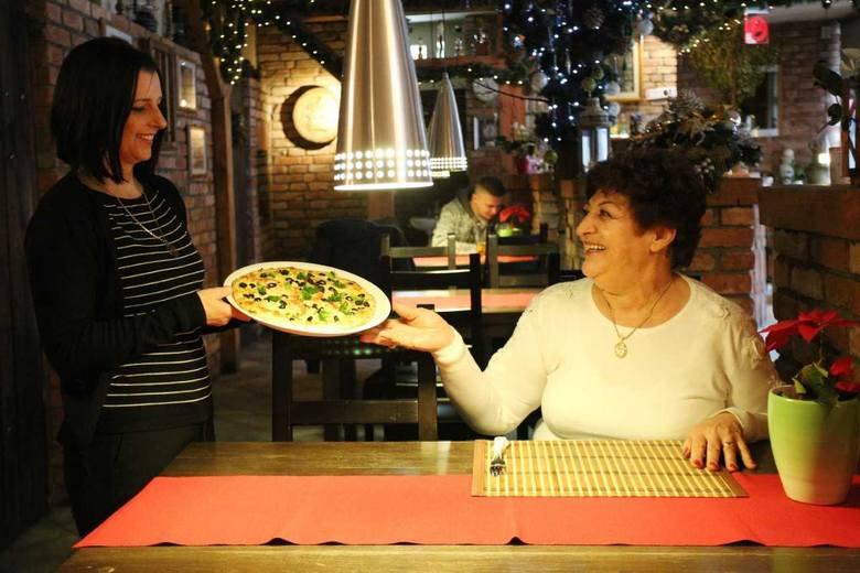 Pizzeria, która istnieje już 21 lat, mimo to chętnych nie brakuje