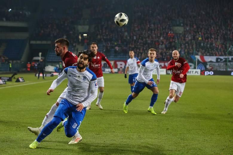 Pedro Tiba, zapewnił Lechowi Poznań wygraną w Krakowie, która pozwoliła Kolejorzowi awansować na trzecie miejsce w tabeli.