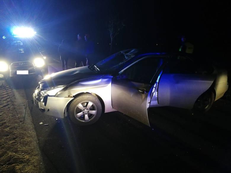 5 października w godzinach wieczornych dyżurny stanowiska kierowania komendanta powiatowego PSP w Węgorzewie otrzymał informację o wypadku drogowym na