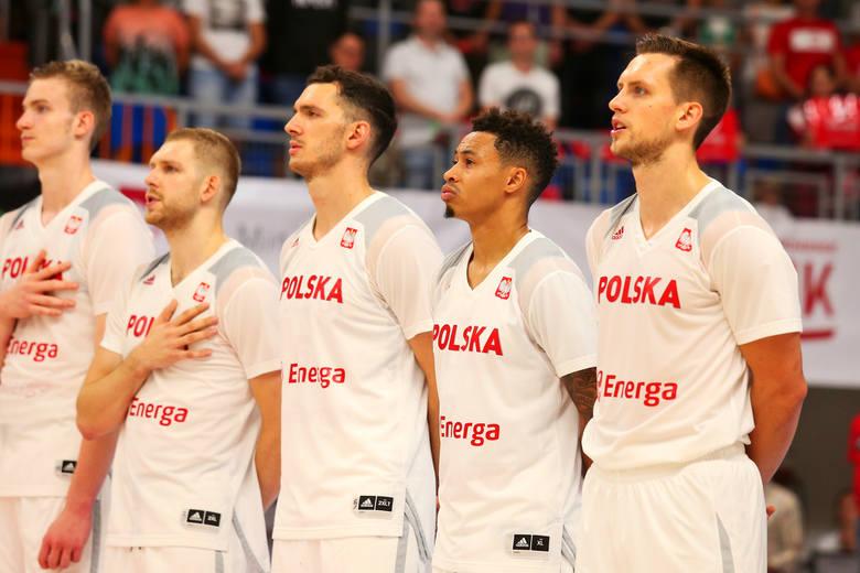 Reprezentacja Polski w koszykówce skład