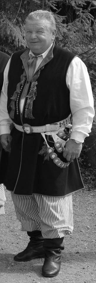 Modlnica. Zmarł Andrzej Krzęciosz. To członek Teatru Regionalnego i król Herod z grupy kolędniczej