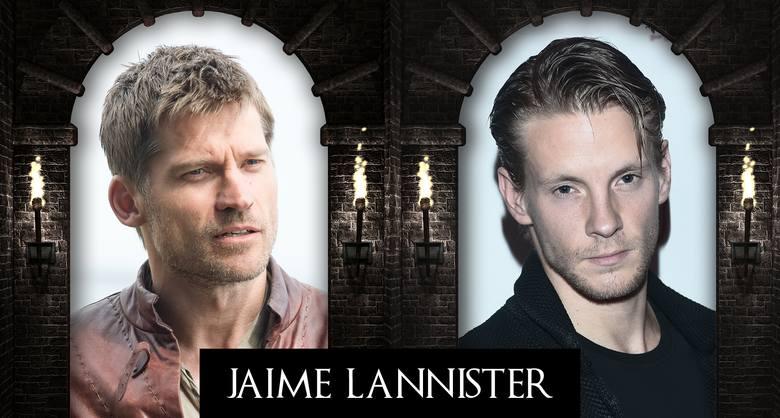 Jamie Lannister: Sebastian Fabijański