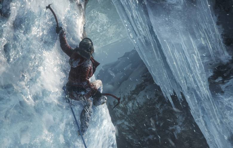 Rise of the Tomb Raider: 20. Rocznica SeriiRise of the Tomb Raider: 20. Rocznica Serii