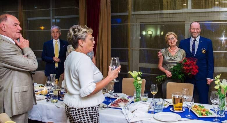 Noc Prezydentów w Rotary Club [VIP]