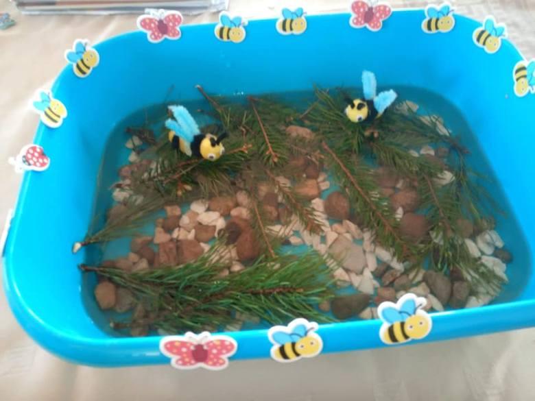 Dzień Ziemi uczciły dzieciaki ze szkoły w Ugoszczy. - W tym roku właśnie zwracamy uwagę na jedno z najmniejszych, ale bardzo ważnych zwierząt. Jest nim